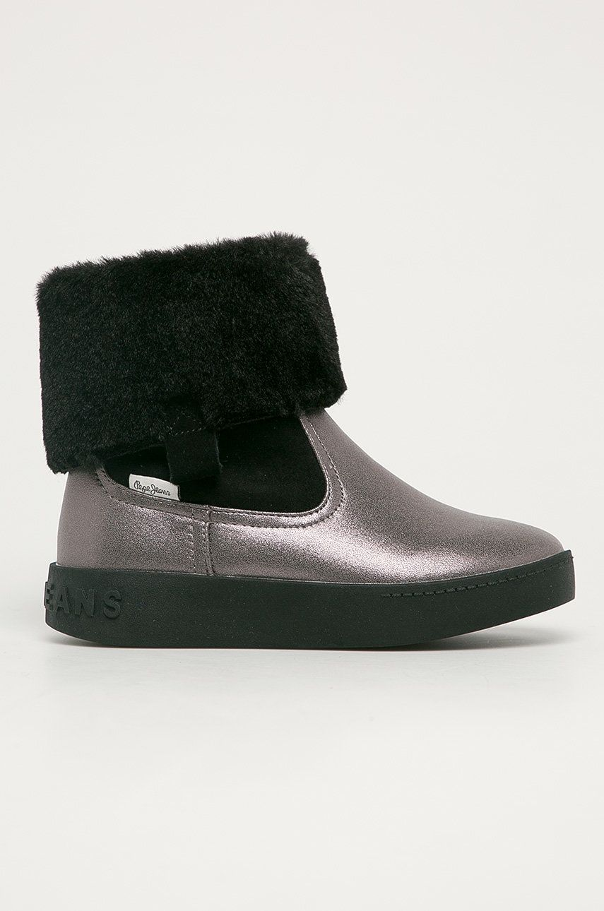Pepe Jeans - Cizme de iarna copii Brixton poza answear