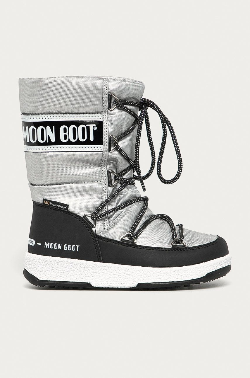 Moon Boot - Cizme de iarna copii Quilted poza
