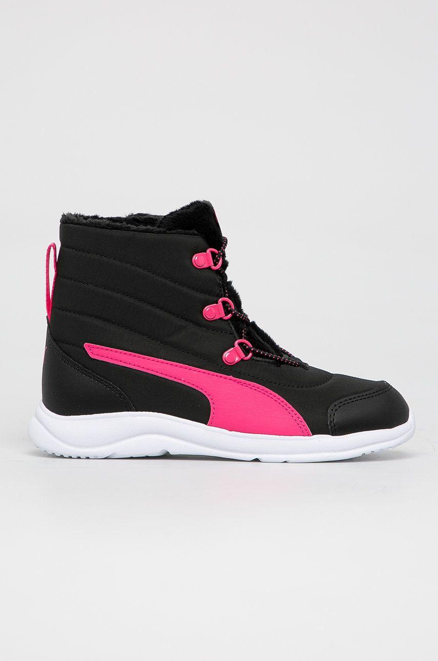 Puma - Pantofi copii Fun Race imagine answear.ro 2021