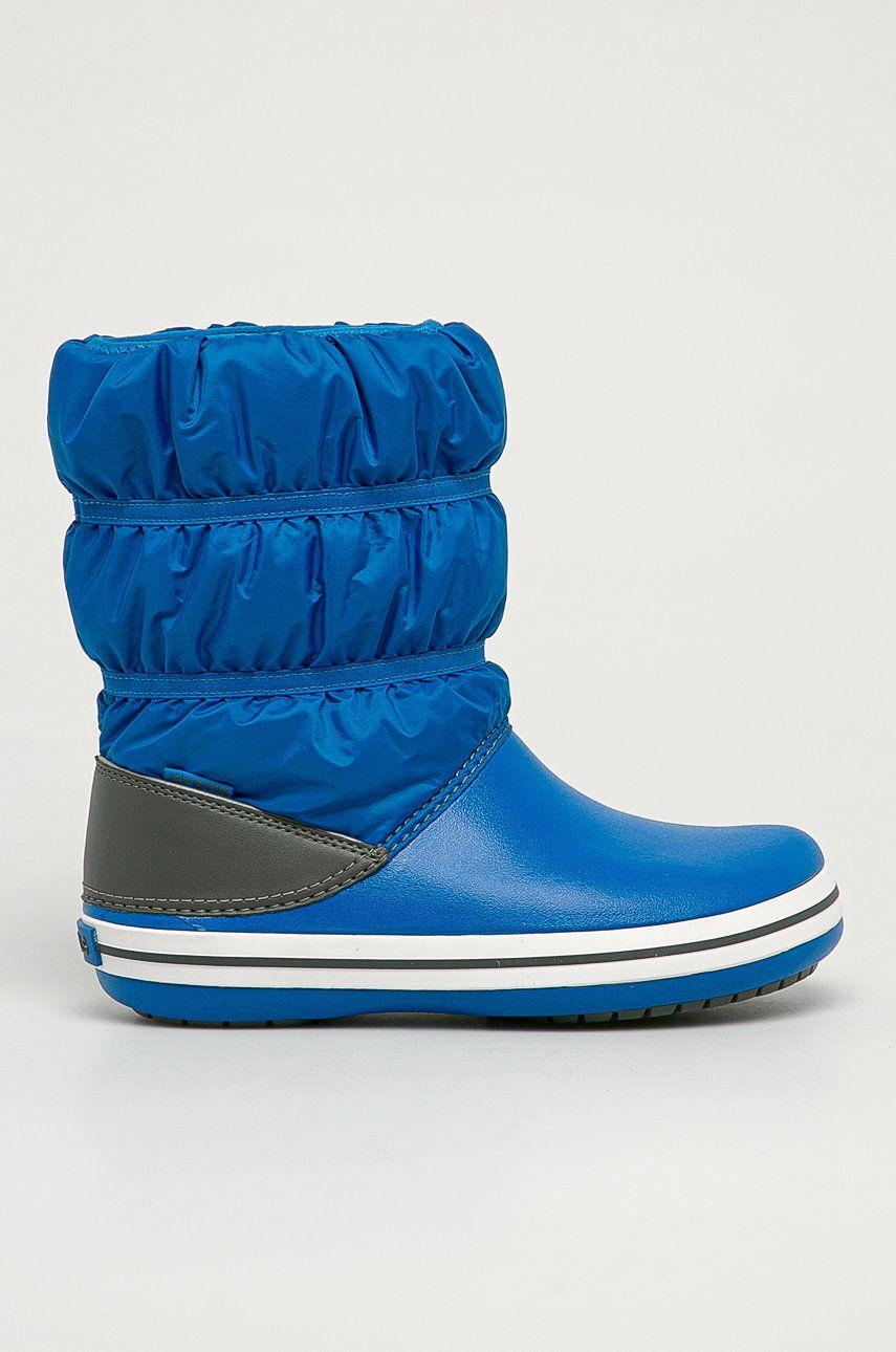 Crocs - Cizme de iarna copii imagine answear.ro 2021