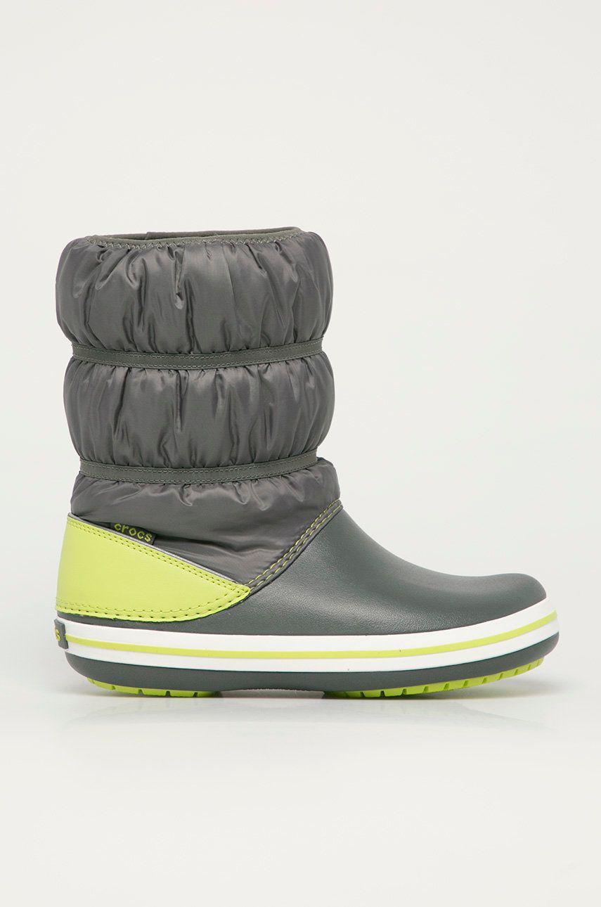 Crocs - Cizme de iarna copii