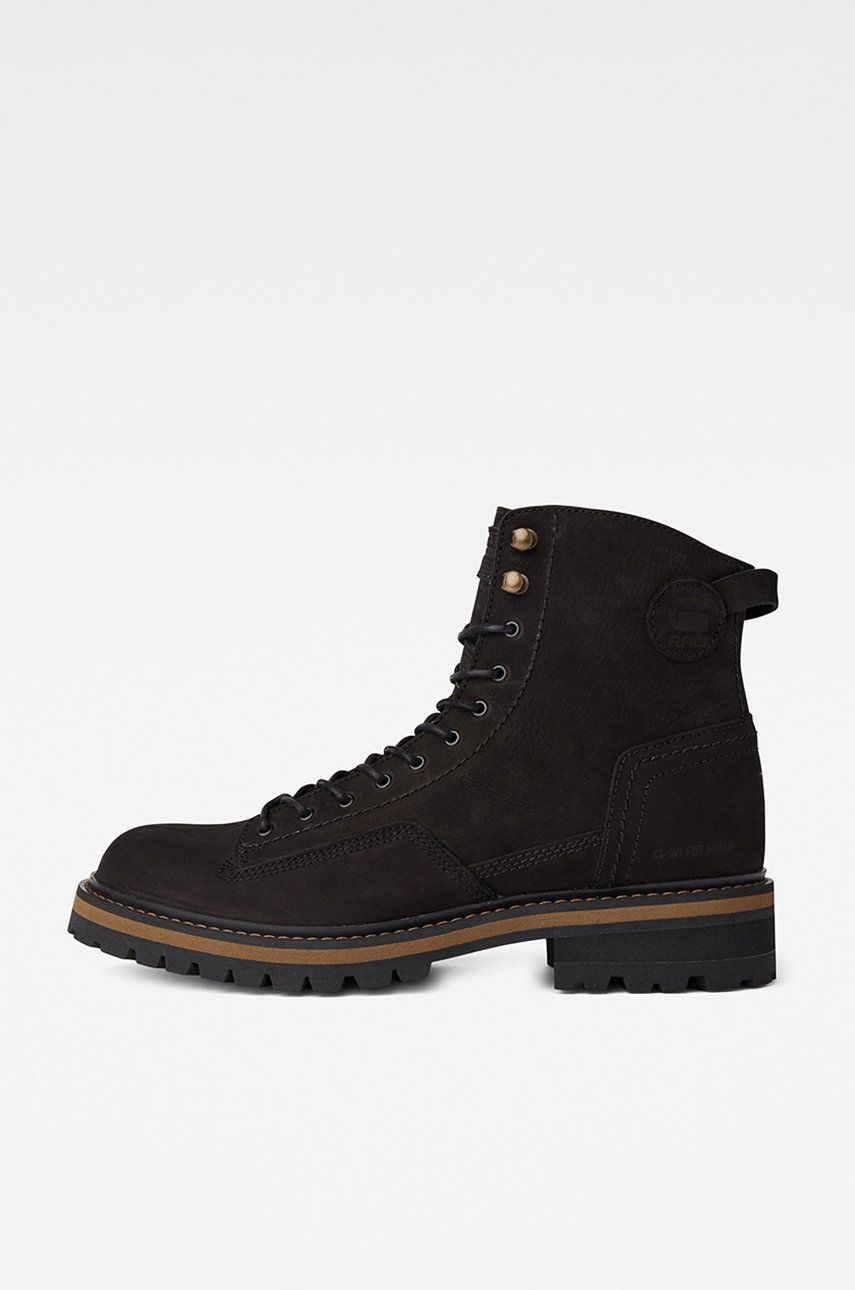 G-Star Raw - Pantofi inalti imagine answear.ro 2021
