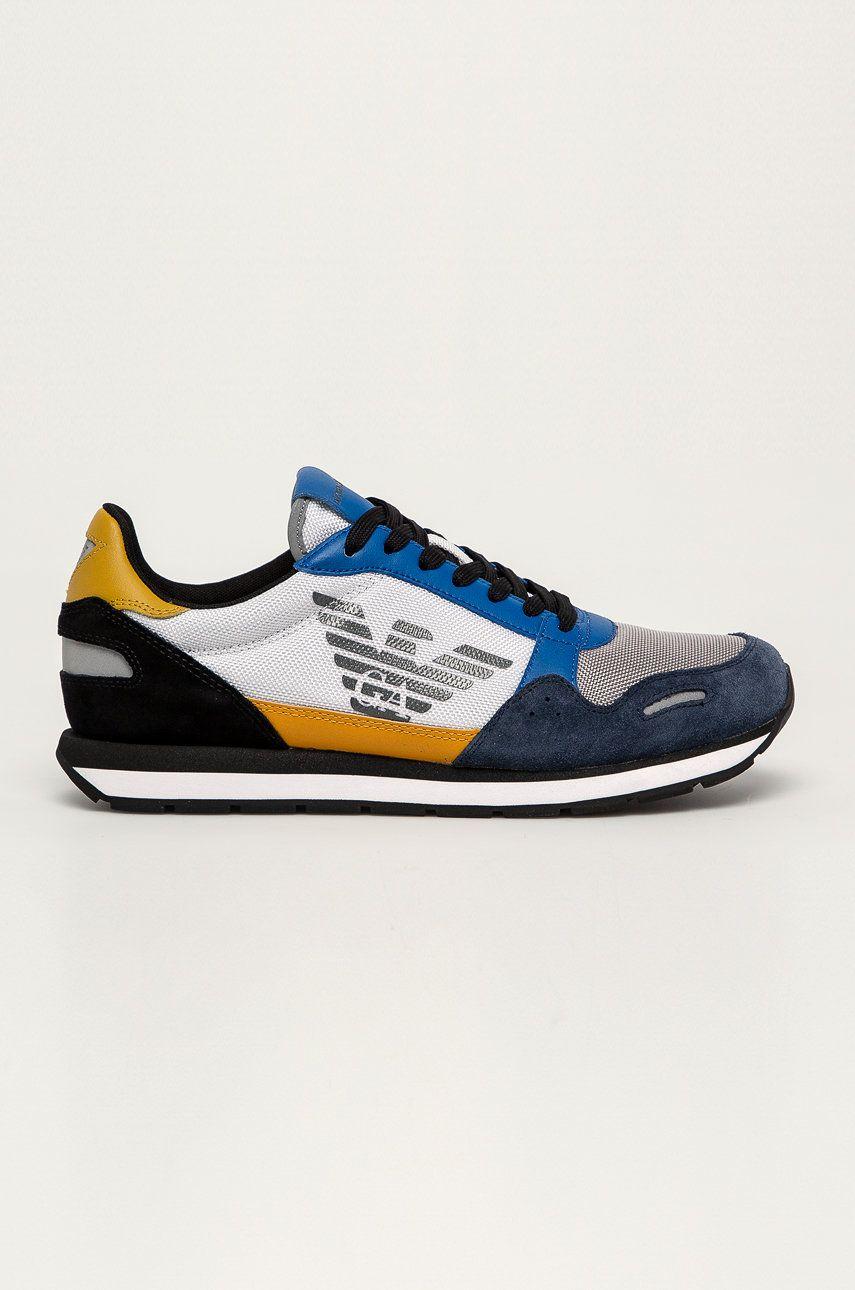 Emporio Armani - Pantofi imagine