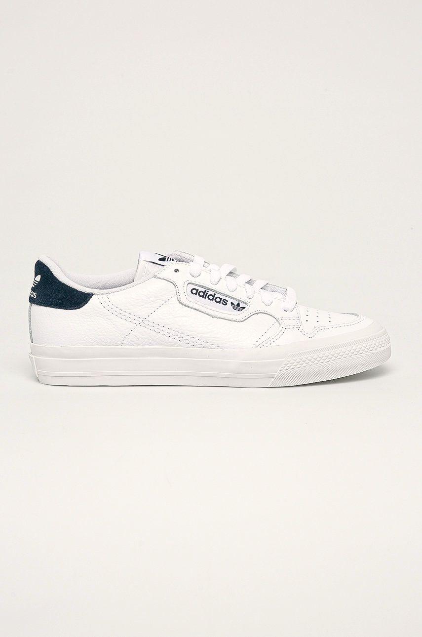 adidas Originals - Ghete de piele Continental Vulc