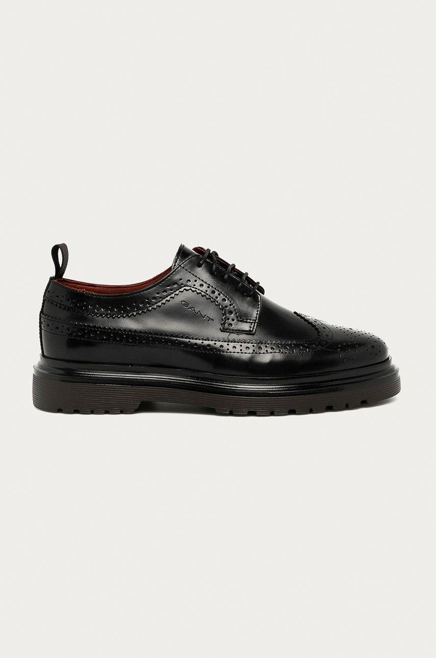 Gant - Pantofi de piele Beaumont imagine
