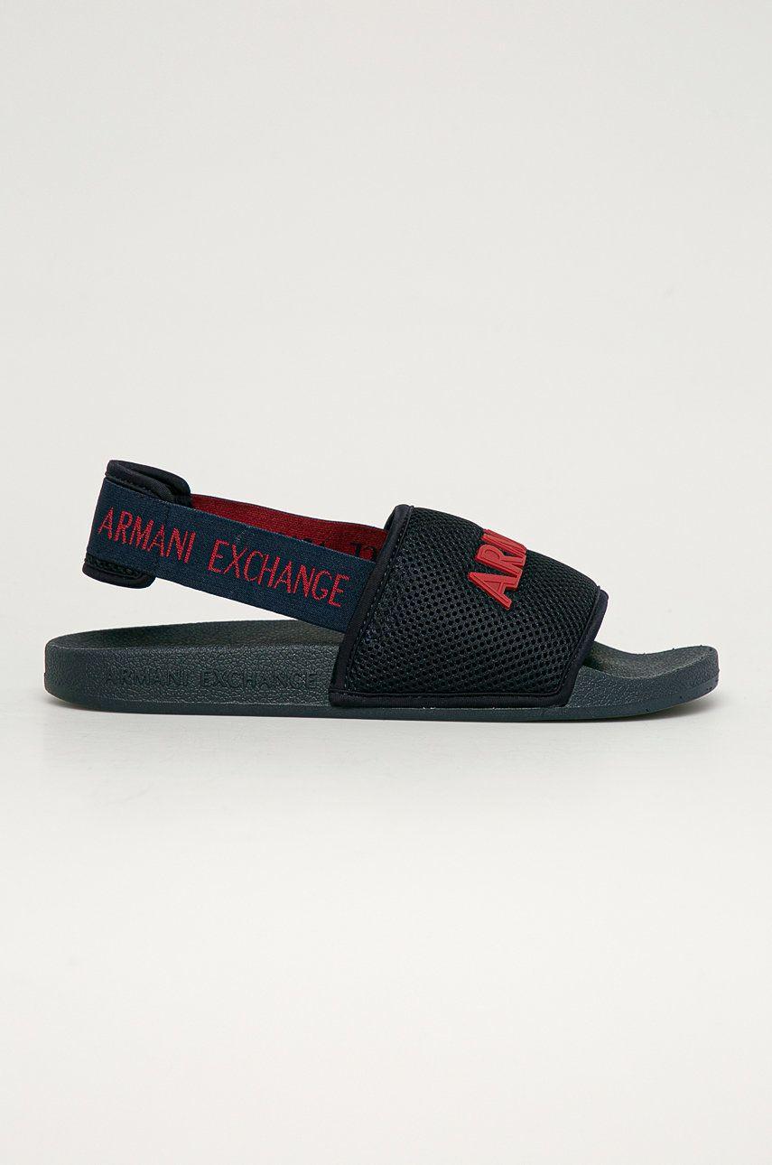 Armani Exchange - Sandale imagine 2020