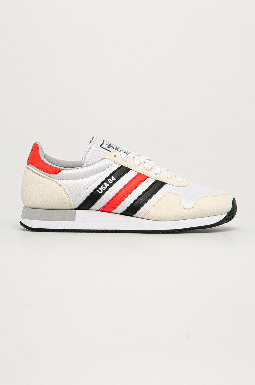 adidas Originals - Pantofi USA 84 de la adidas Originals