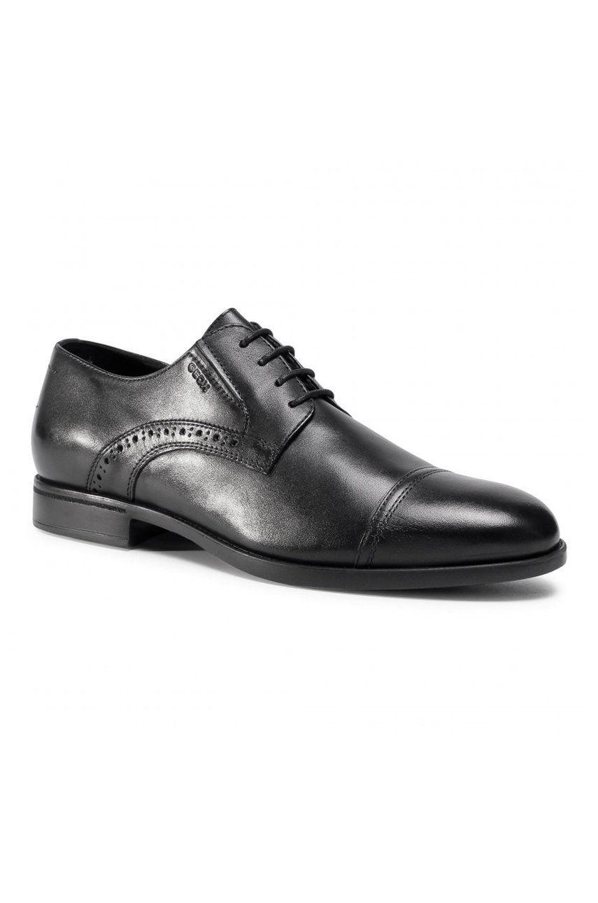 Geox - Pantofi de piele imagine