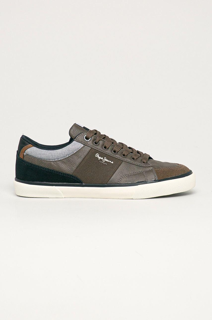 Pepe Jeans - Pantofi Kenton Sport
