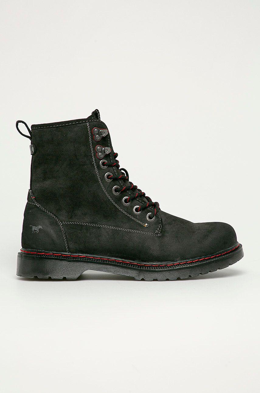 Mustang - Pantofi inalti imagine answear.ro 2021