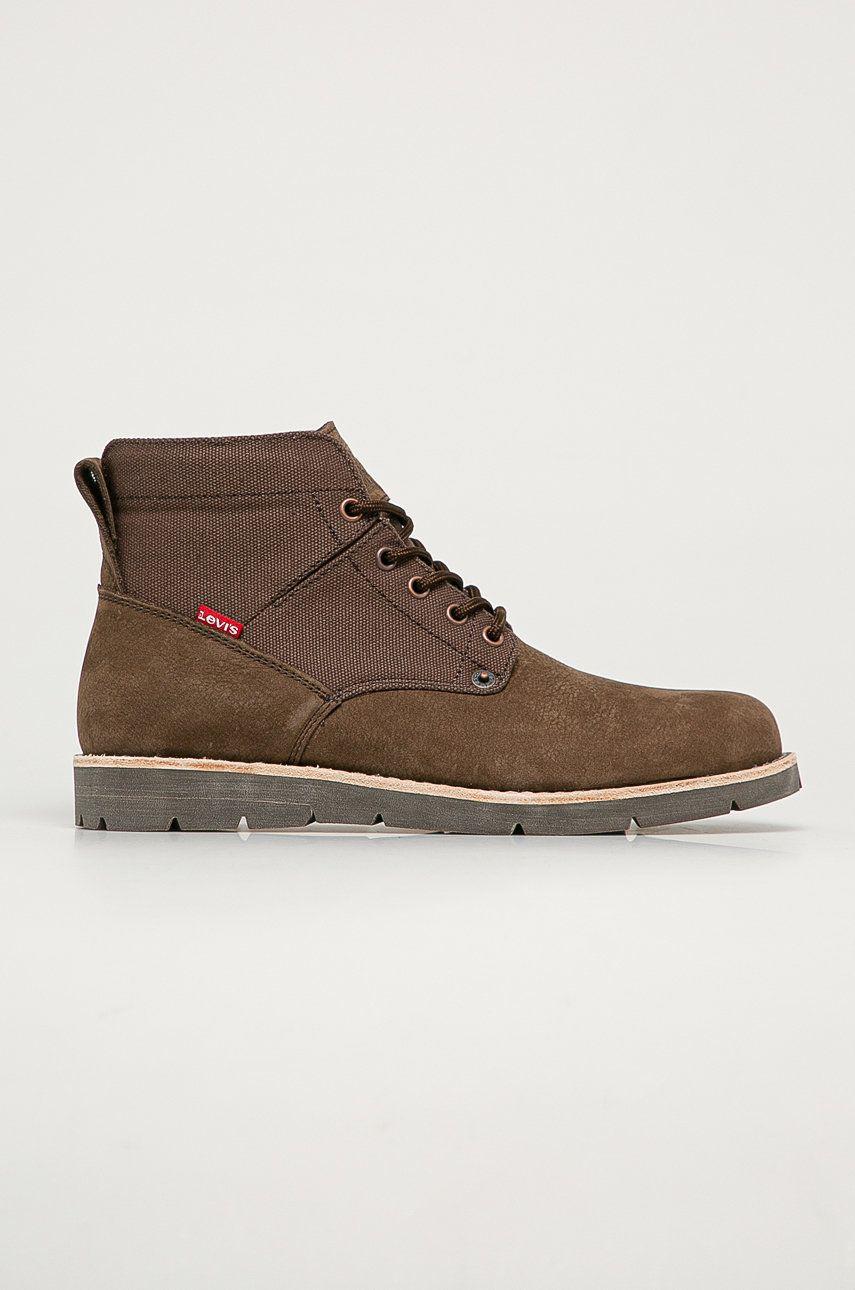 Levi's - Pantofi de piele intoarsa answear.ro