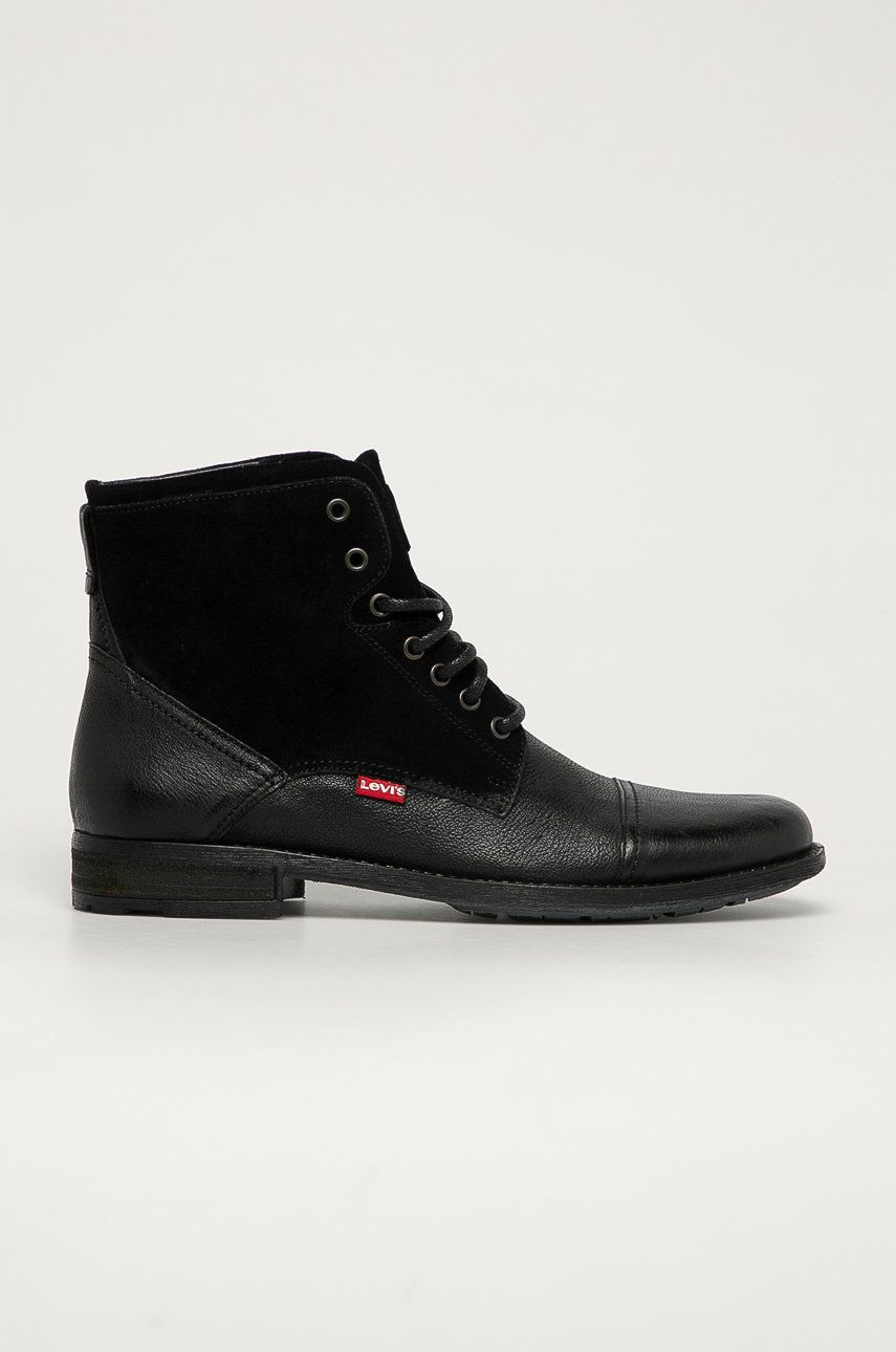 Levi's - Pantofi inalti de piele