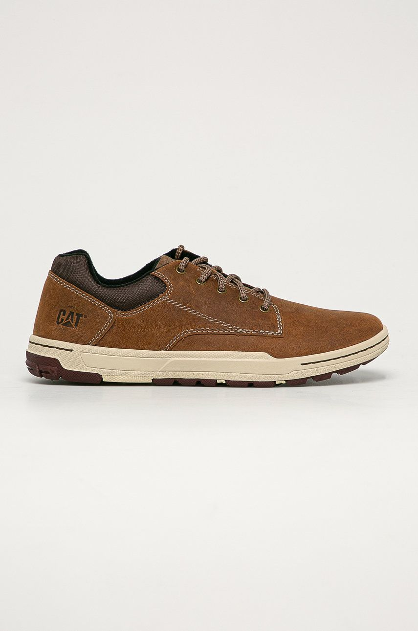 Caterpillar - Pantofi de piele Colfax imagine