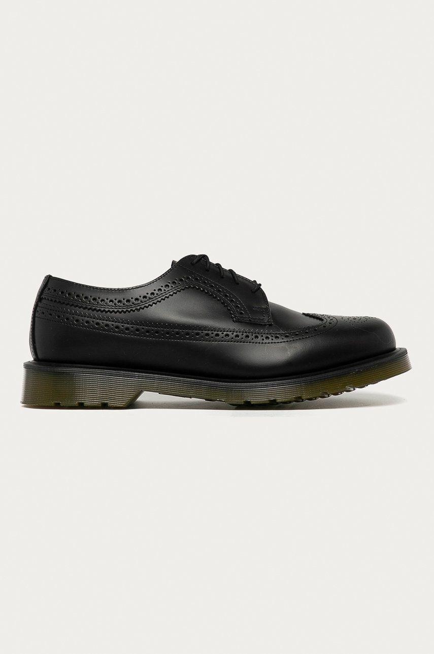 Dr. Martens - Pantofi de piele 3989 imagine 2020