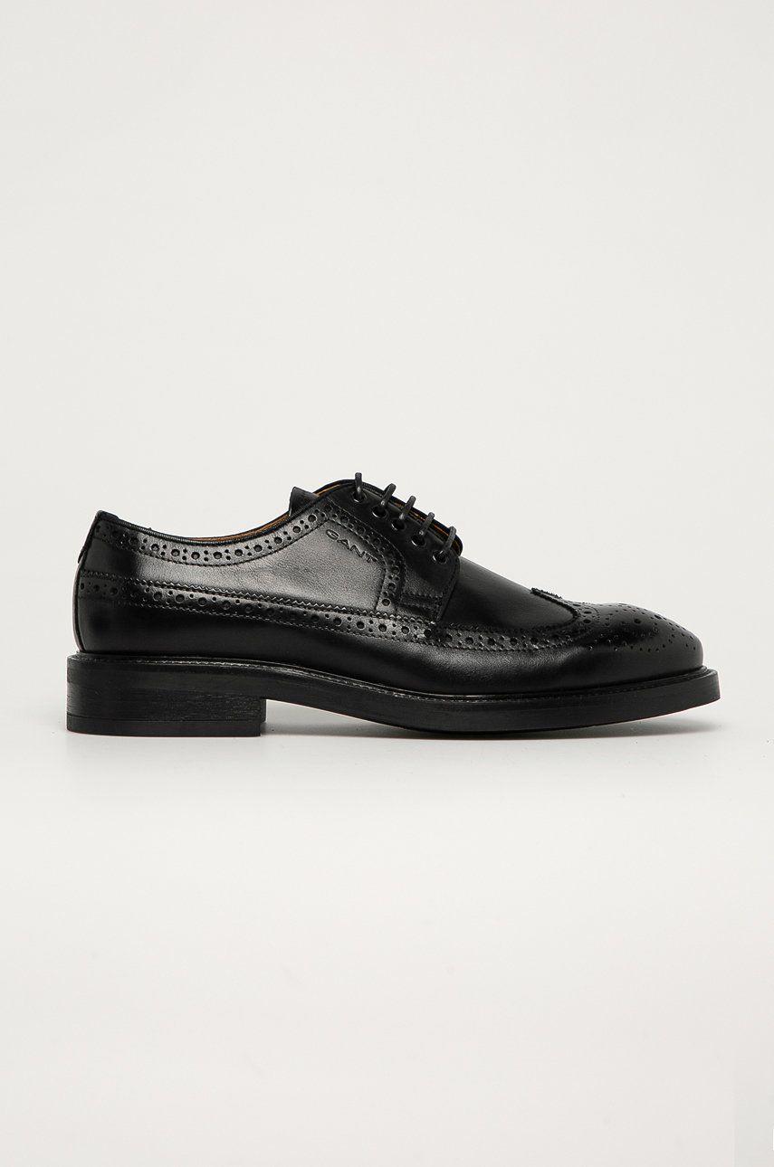 Gant - Pantofi de piele Flairville imagine 2020