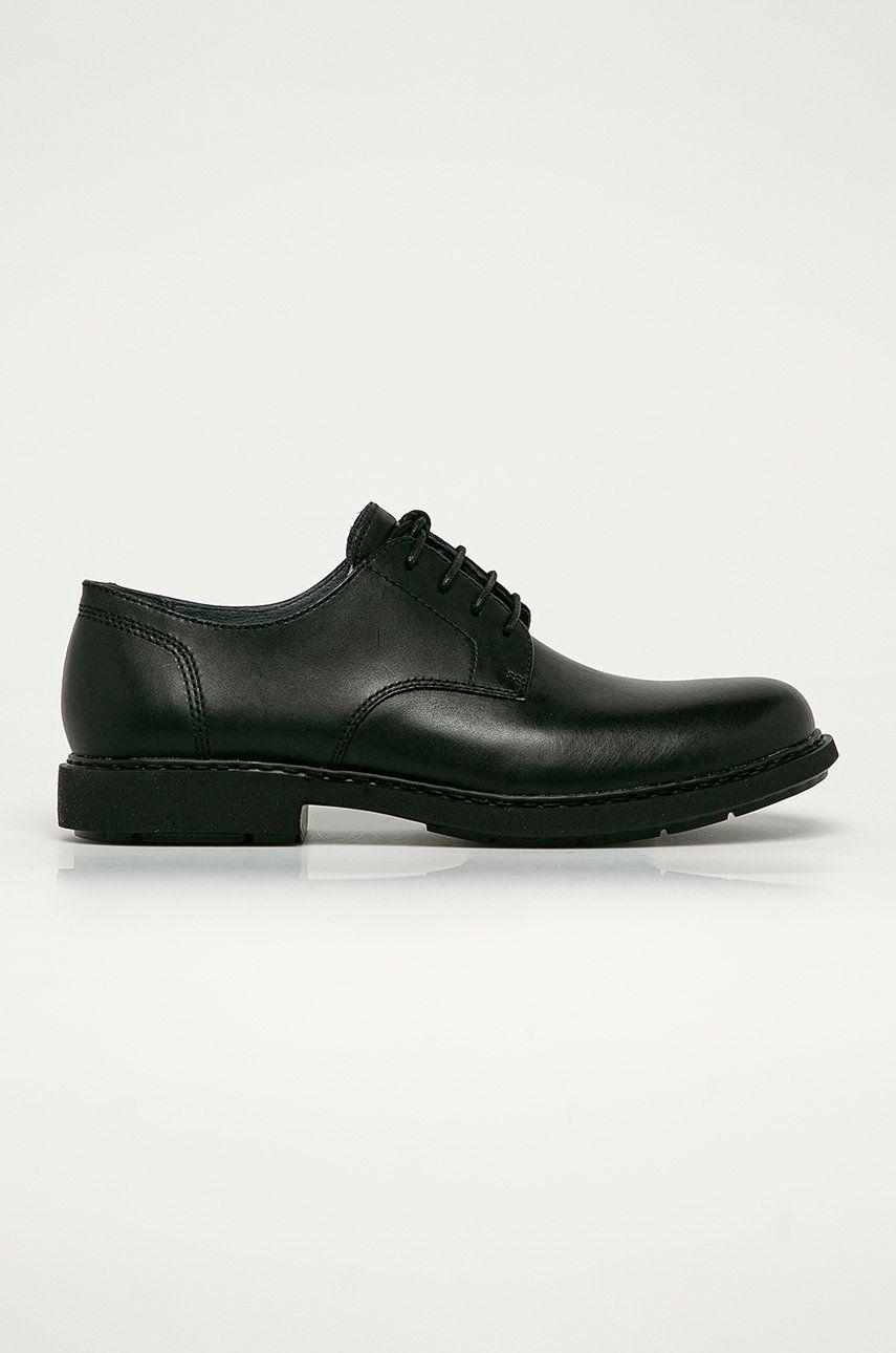 Camper - Pantofi de piele imagine