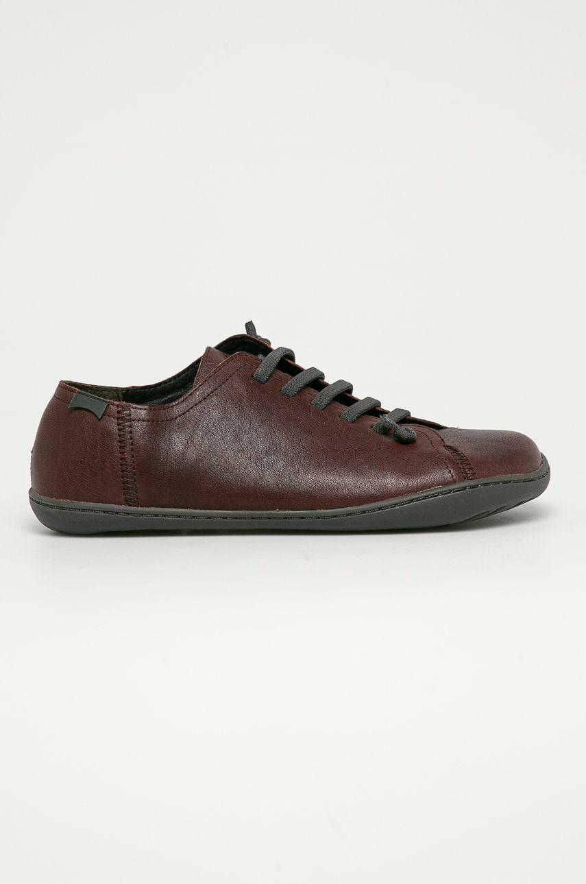 Camper - Pantofi de piele Peu Cami imagine 2020