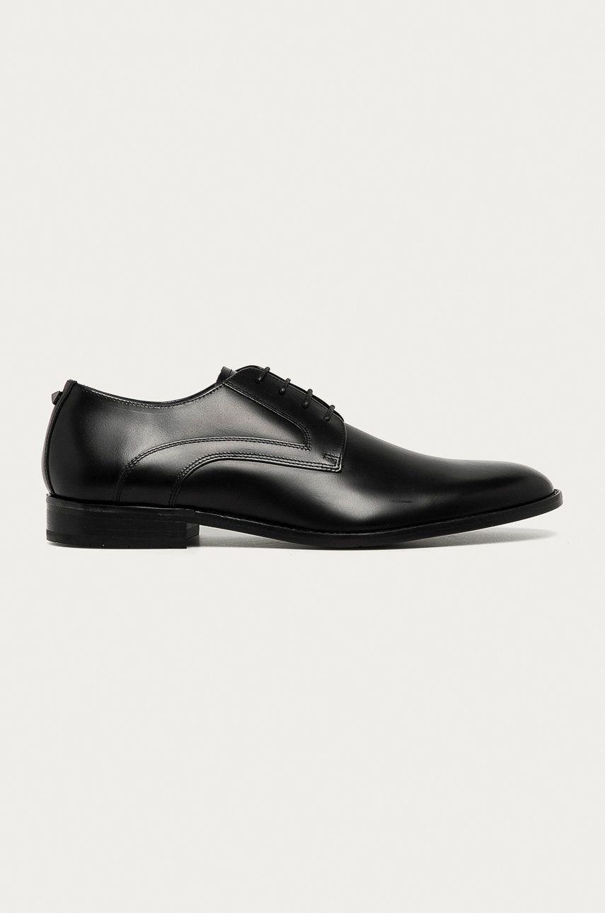 Karl Lagerfeld - Pantofi de piele imagine 2020