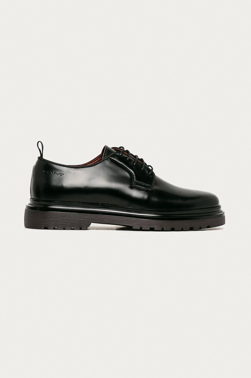 Gant - Pantofi de piele Beaumont imagine 2020