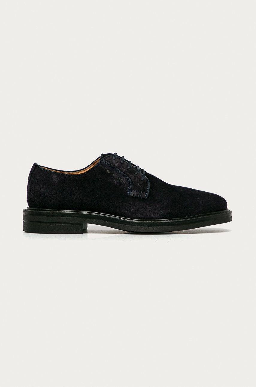Gant - Pantofi de piele intoarsa Kyree imagine