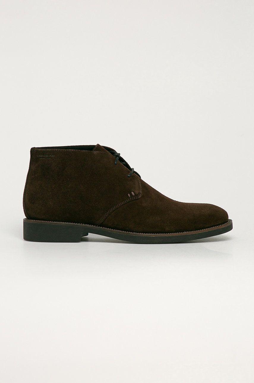 Vagabond - Pantofi de piele intoarsa Roy answear.ro