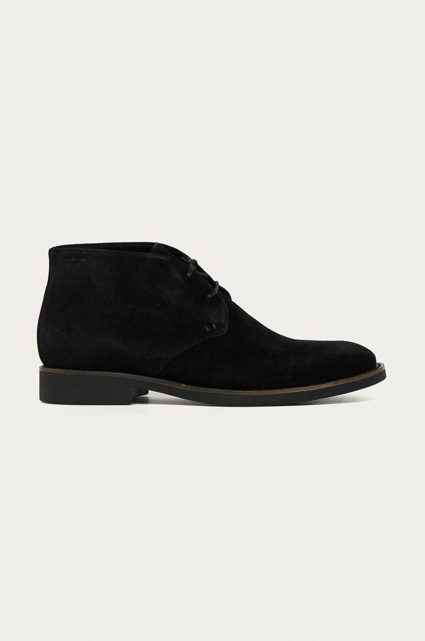Vagabond - Pantofi de piele intoarsa Roy imagine answear.ro 2021