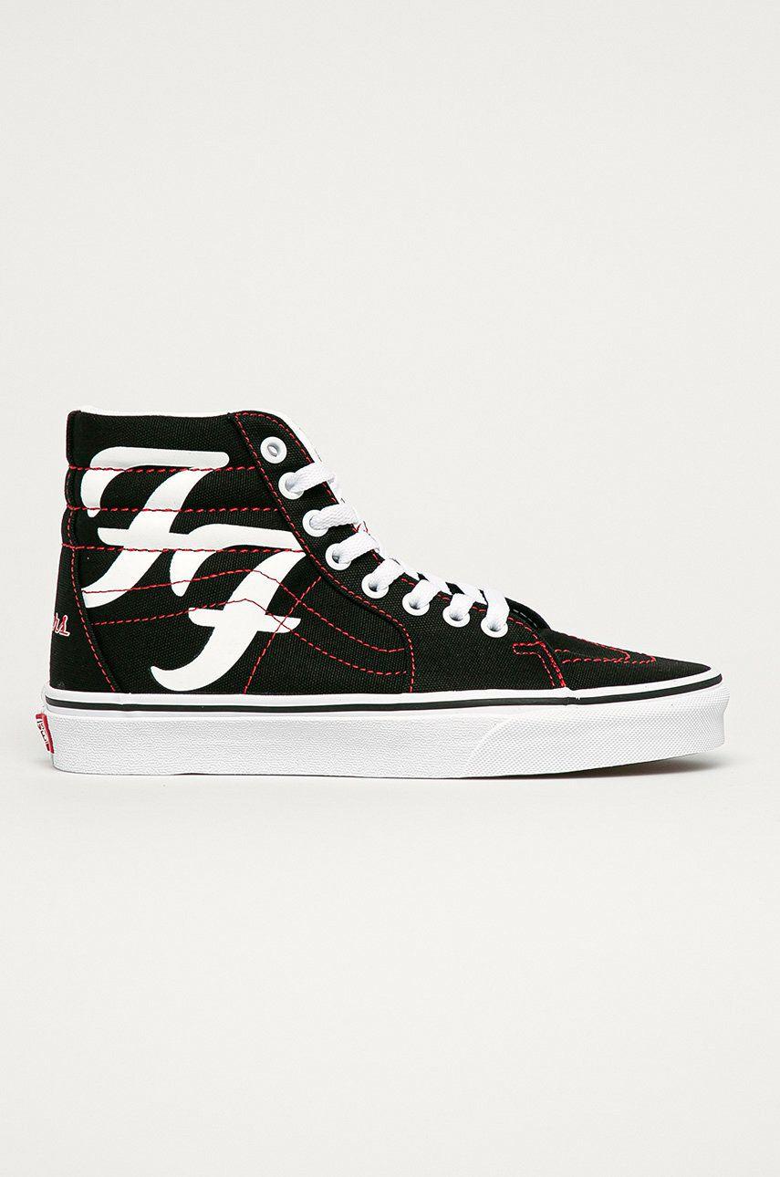 Vans - Tenisi x Foo Fighters