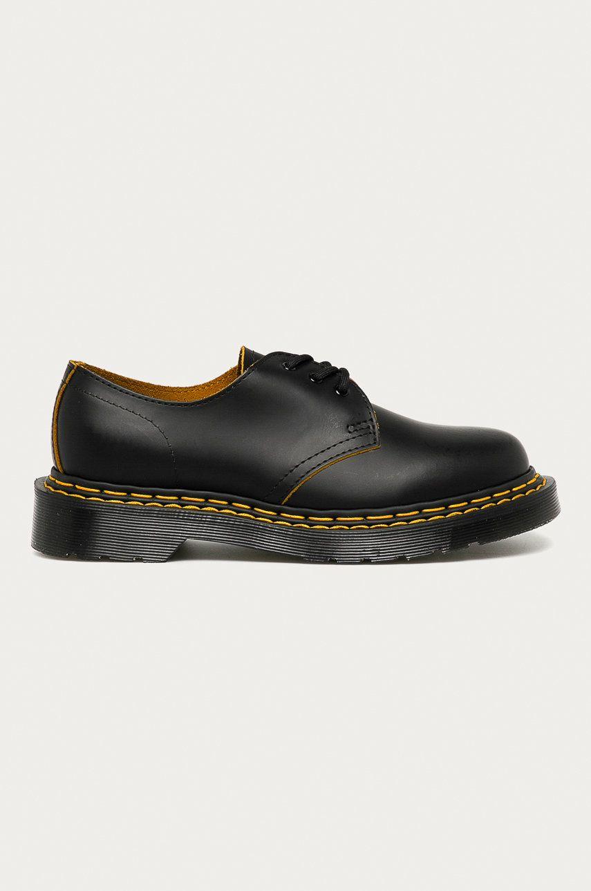 Dr. Martens - Pantofi de piele 1461 DS imagine