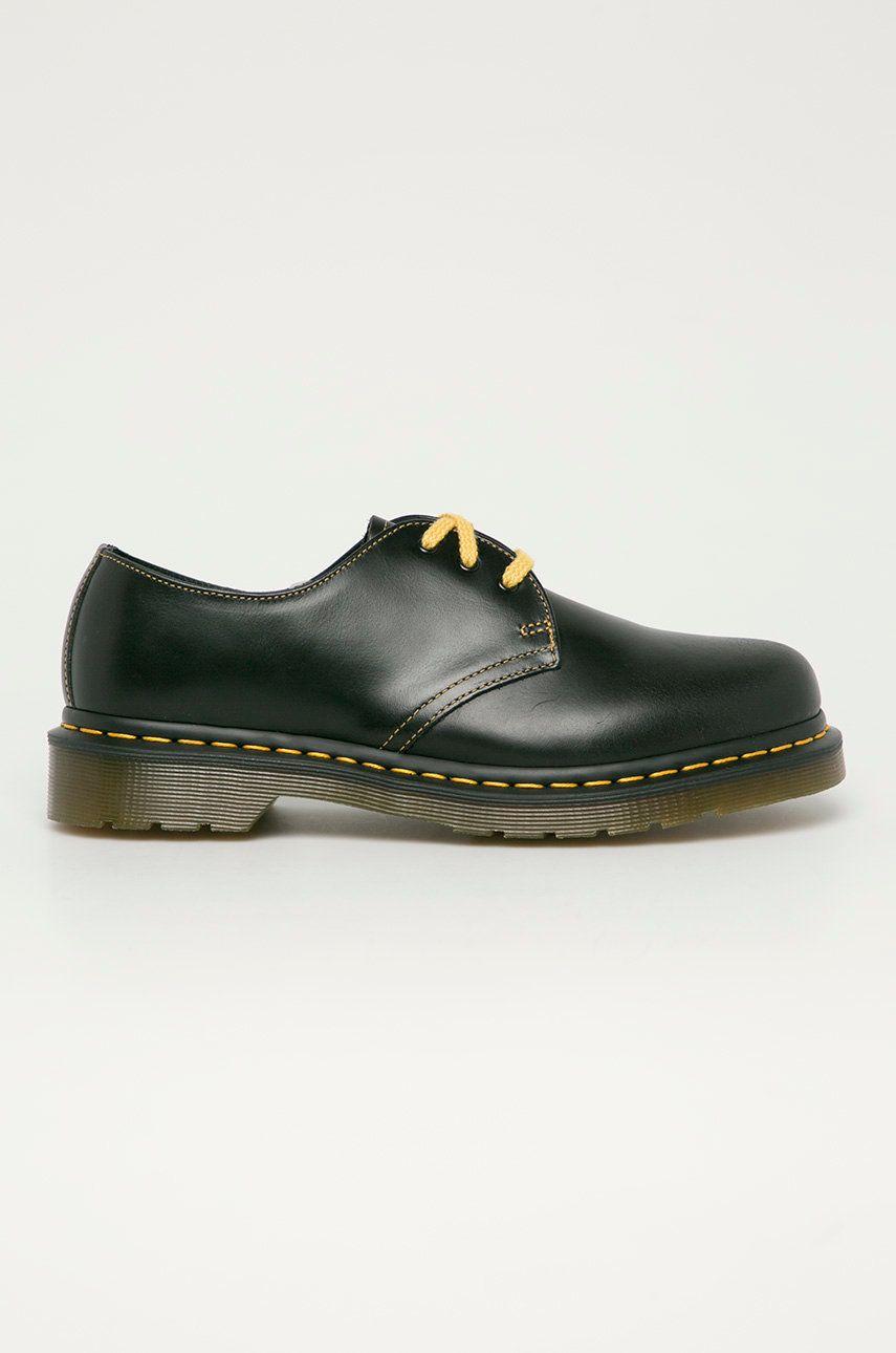 Dr. Martens - Pantofi de piele 1461 imagine