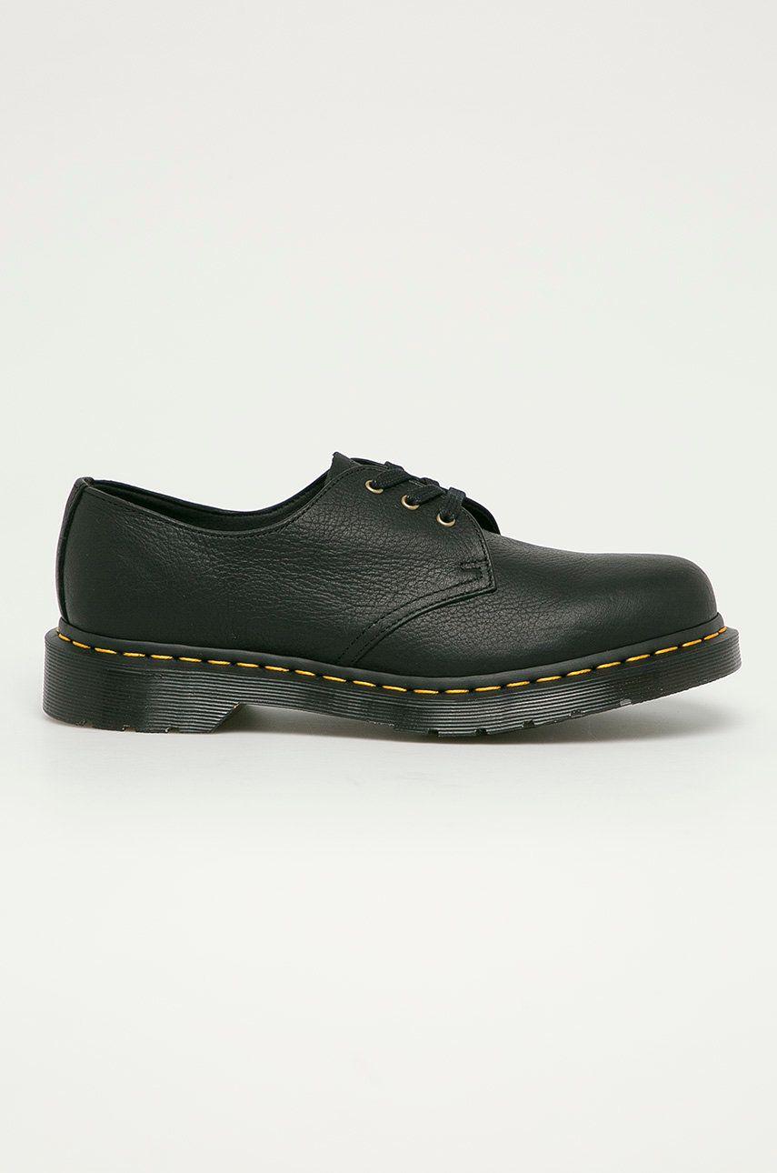 Dr. Martens - Pantofi de piele Ambassador imagine