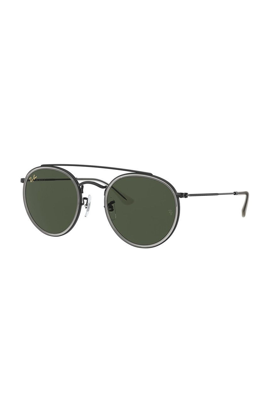Ray-Ban - Ochelari ROUND DOUBLE BRIDGE