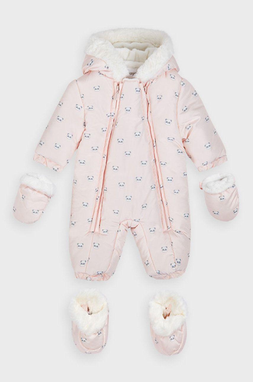 Mayoral Newborn - Combinezon bebe 55-86 cm poza