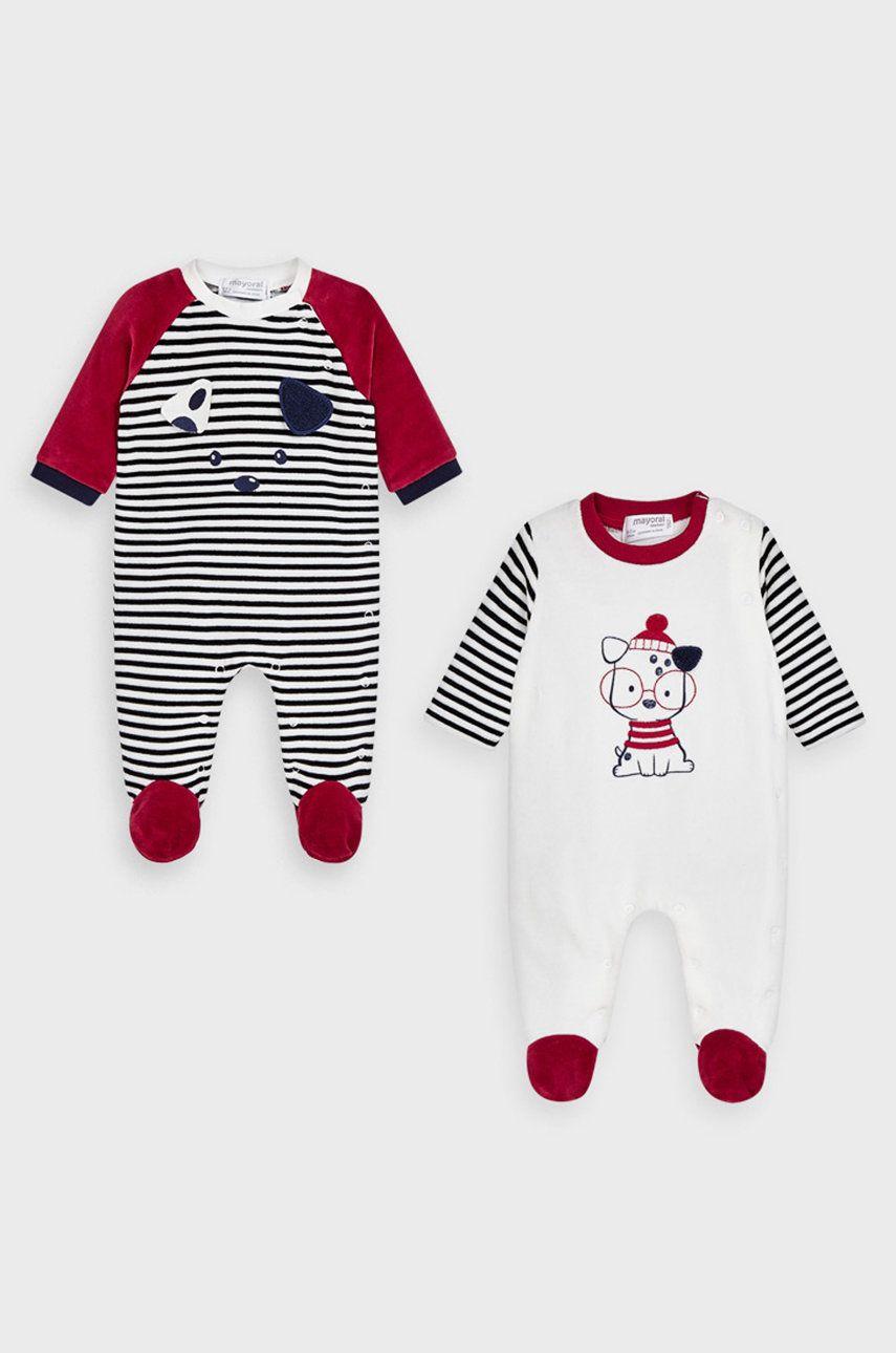 Mayoral Newborn - Costum bebe (2-pack) poza