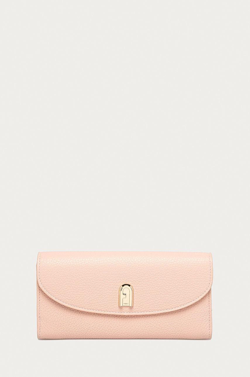 Furla - Kožená peňaženka Sleek