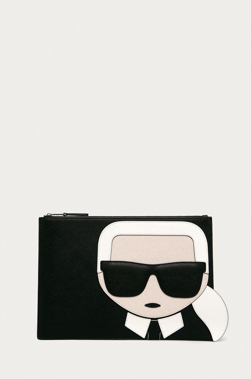 Karl Lagerfeld - Poseta poza