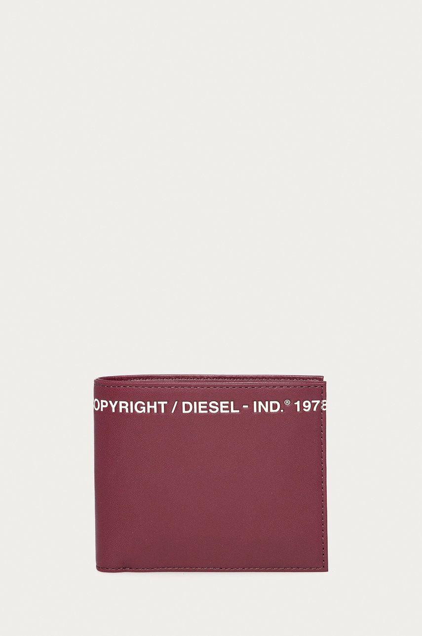 Diesel - Portofel de piele imagine