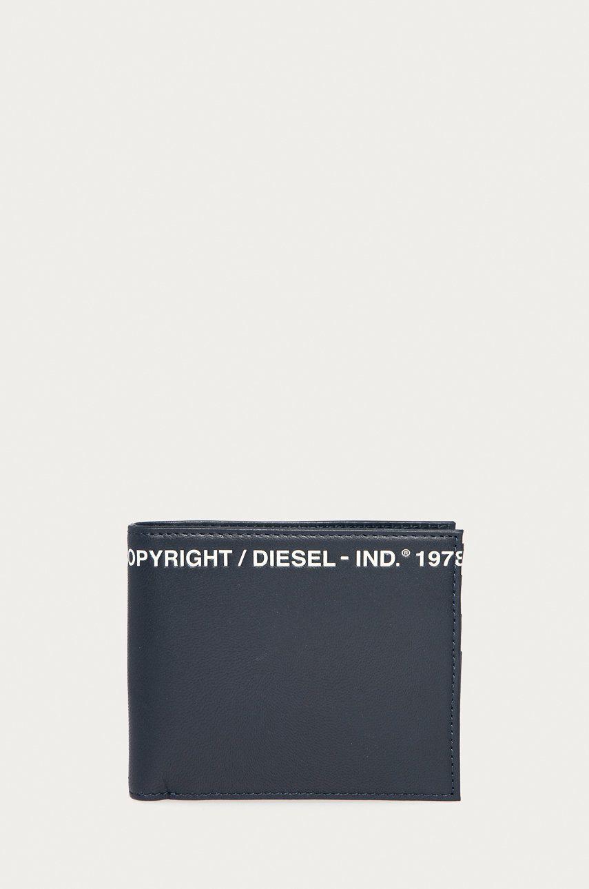 Diesel - Portofel de piele poza answear