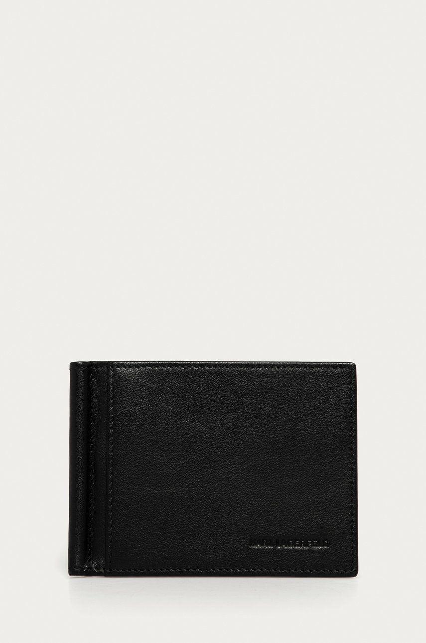 Karl Lagerfeld - Portofel de piele imagine
