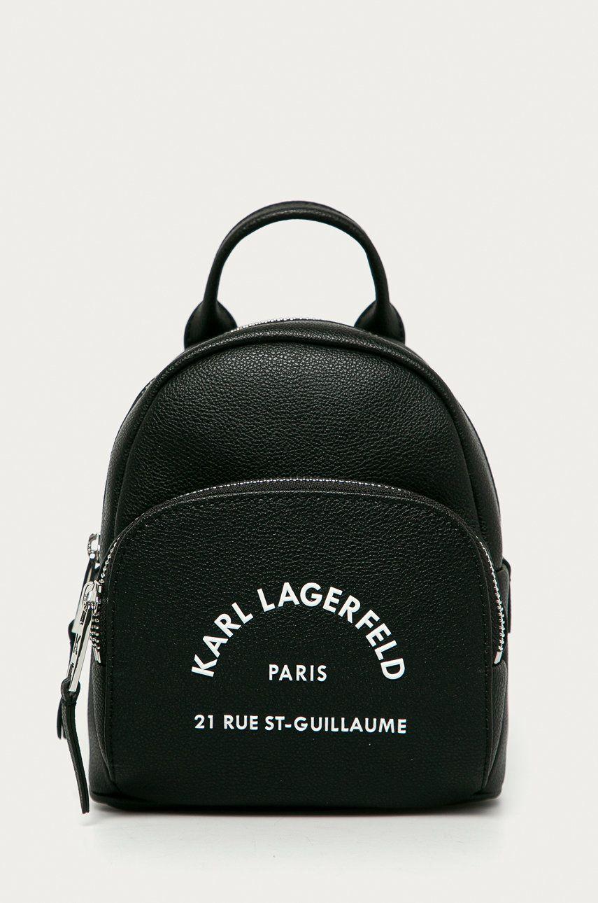 Karl Lagerfeld - Ghiozdan de piele
