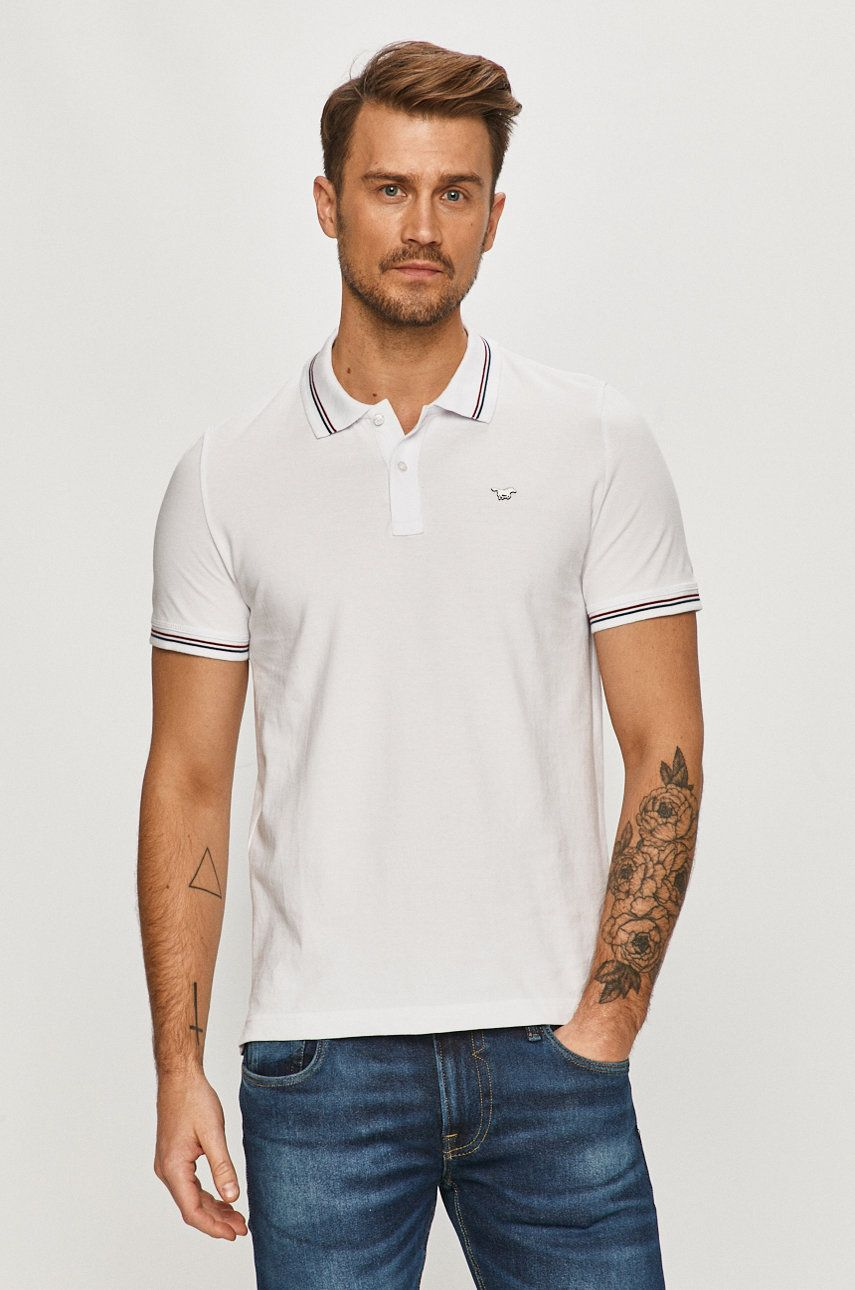 Mustang - Tricou Polo imagine