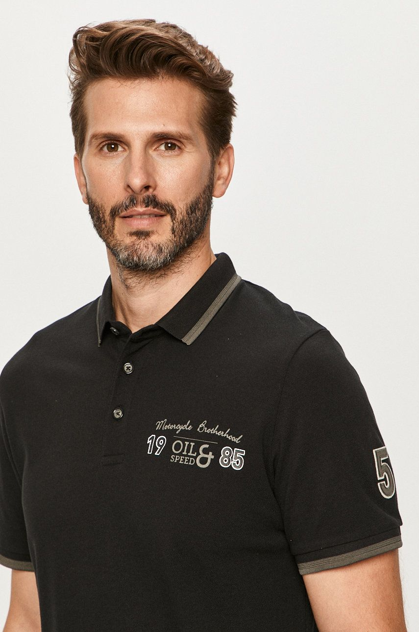 Produkt by Jack & Jones - Tricou Polo imagine 2020