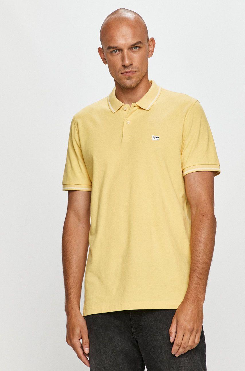 Lee - Tricou Polo poza