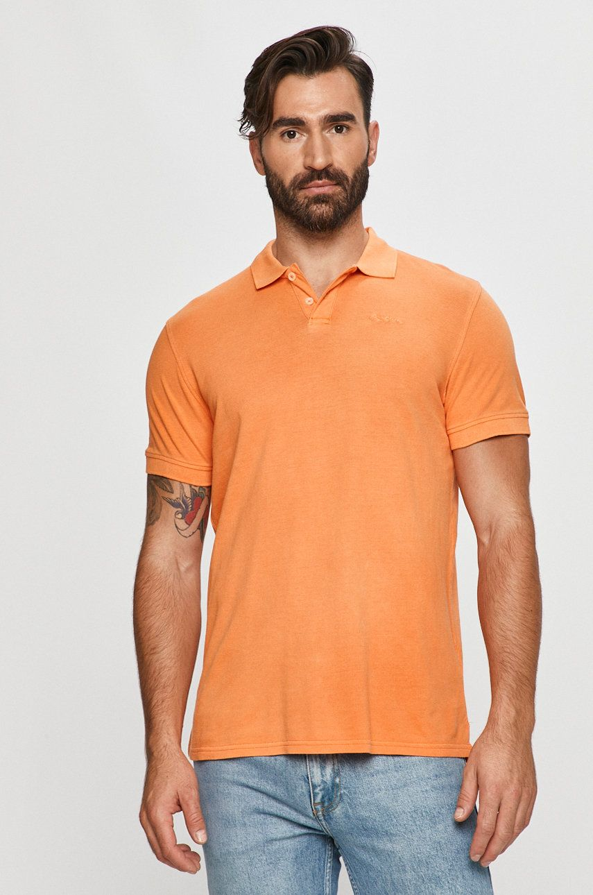 Pepe Jeans - Tricou Polo Vincent