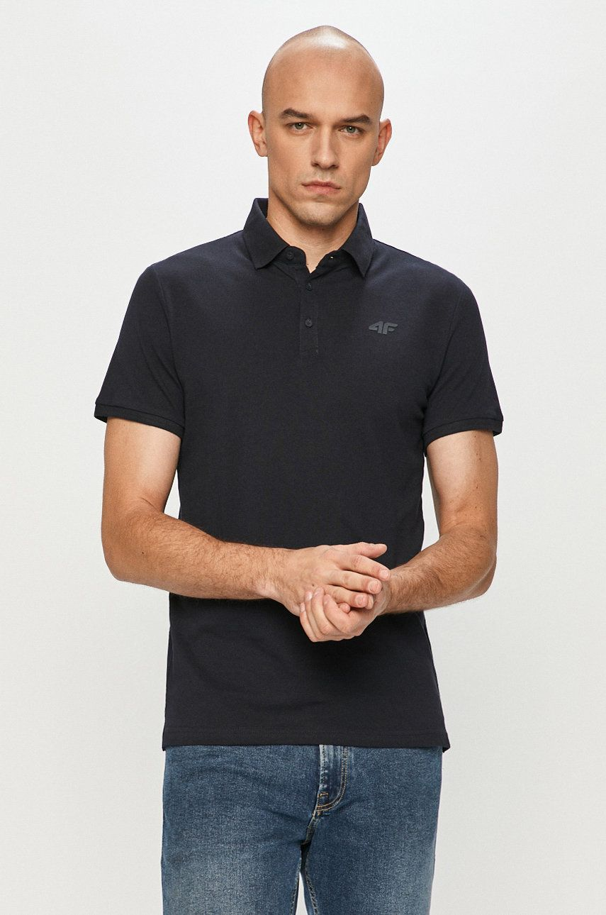 4F - Tricou Polo imagine