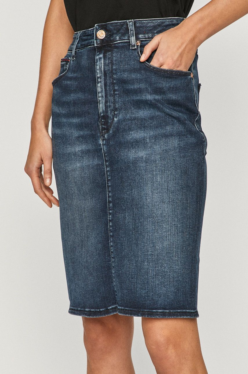 Tommy Jeans - Fusta jeans