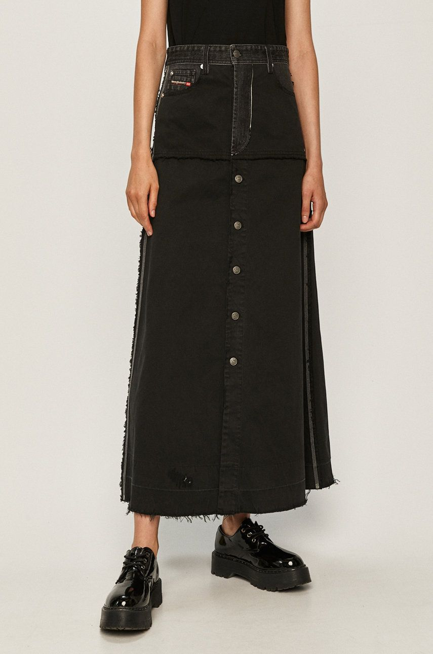 Diesel - Fusta jeans answear.ro