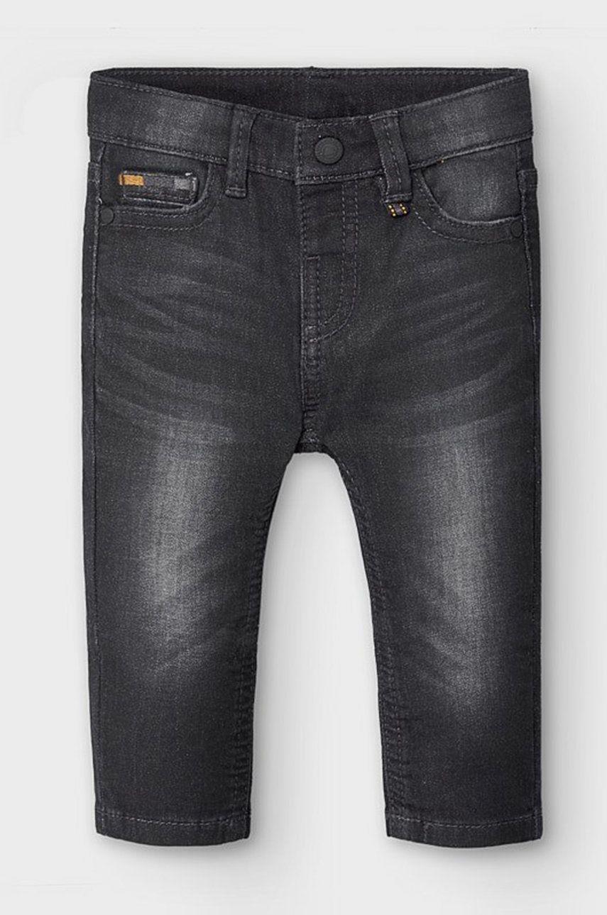 Mayoral - Jeans copii Negro 68-98 cm