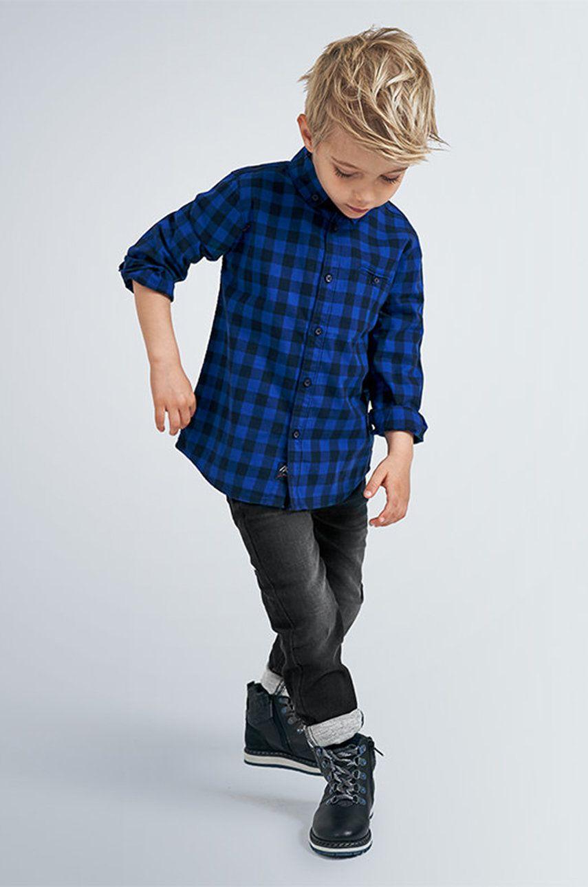 Mayoral - Jeans copii 92-134 cm answear.ro