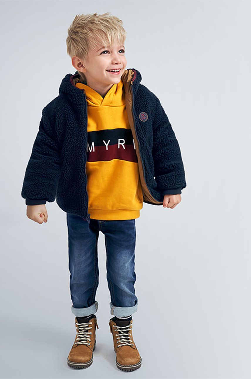 Mayoral - Jeans copii Oscuro 92-134 cm imagine