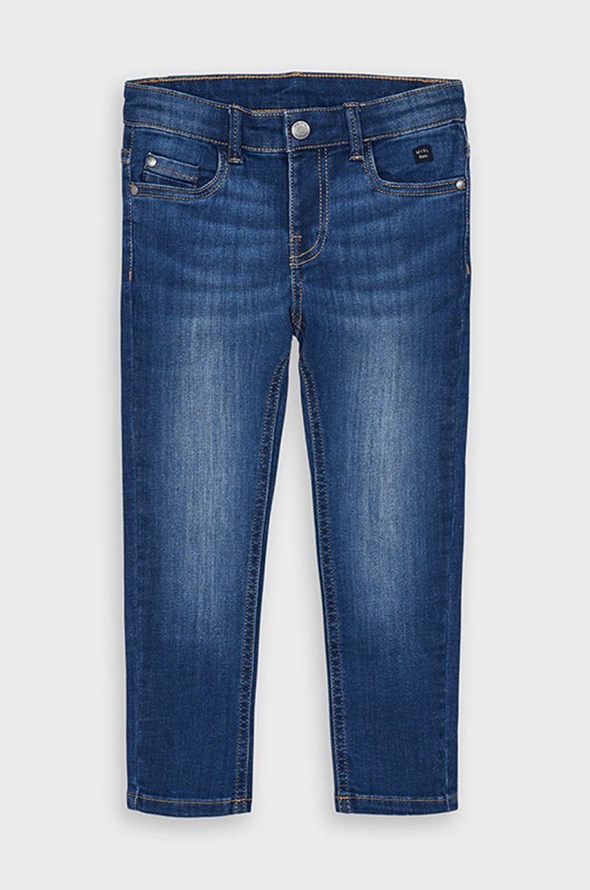Mayoral - Jeans copii Basico 98-134 cm